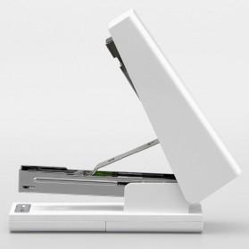 Xiaomi Mijia Kaco Lemo Stapler Penjepit Kertas - White - 5