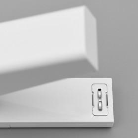 Xiaomi Mijia Kaco Lemo Stapler Penjepit Kertas - White - 6