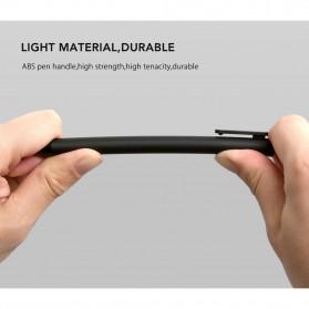Xiaomi Mijia Kacogreen Signing Gel Ink Pen Pena Pulpen Hitam 10 PCS - Black - 5