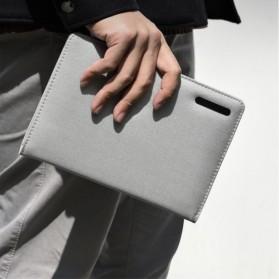 Xiaomi Mijia Kaco Green Noble Paper NoteBook Card Slot Wallet A5 - K1214 - Gray