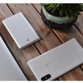 Xiaomi MIIIW Dompet Kartu Premium Card Case Automatic Aluminium - MWCH01 - Silver - 3