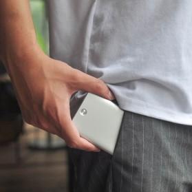 Xiaomi MIIIW Dompet Kartu Premium Card Case Automatic Aluminium - MWCH01 - Silver - 4