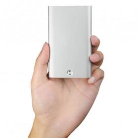 Xiaomi MIIIW Dompet Kartu Premium Card Case Automatic Aluminium - MWCH01 - Silver - 6