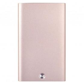 Xiaomi MIIIW Dompet Kartu Premium Card Case Automatic Aluminium - MWCH01 - Golden