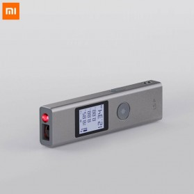 Xiaomi DUKA Laser Pengukur Jarak Laser Distance Meter Range Finder 40M - LS-P - Gray - 3