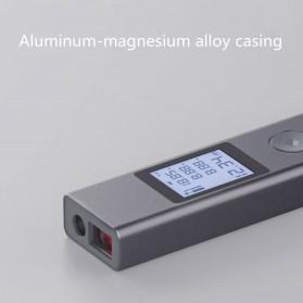 Xiaomi DUKA Laser Pengukur Jarak Laser Distance Meter Range Finder 40M - LS-P - Gray - 7
