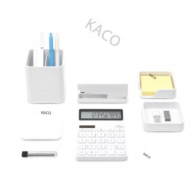 Xiaomi Mijia LEMO KACO Kalkulator Eletronik Desktop Calculator - K1412 - White - 9