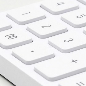 Xiaomi Mijia LEMO KACO Kalkulator Eletronik Desktop Calculator - K1412 - White - 6