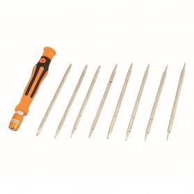 Jakemy 9 in 1 Precision Screwdriver Repair Tool Kit - JM-8124 - 2
