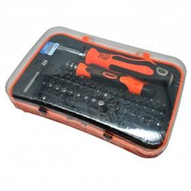 Jakemy 57  in 1 Professional Hardware Screwdriver Tool Kit - JM-6092A - 1