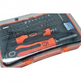 Jakemy 57  in 1 Professional Hardware Screwdriver Tool Kit - JM-6092A - 2