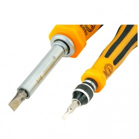 Jakemy 57  in 1 Professional Hardware Screwdriver Tool Kit - JM-6092A - 5