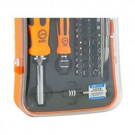 Jakemy 58 in 1 Professional Hardware Screwdriver Tool Kit - JM-6092B - 6