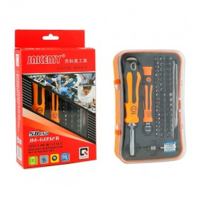 Jakemy 58 in 1 Professional Hardware Screwdriver Tool Kit - JM-6092B - 7