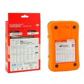 Jakemy 58 in 1 Professional Hardware Screwdriver Tool Kit - JM-6092B - 8