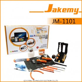 Jakemy 49 in 1 Precision Screwdriver DIY Maintenance Tool Set - JM-1101