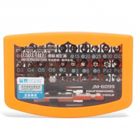 Jakemy 31 in 1 Magnetic Screwdriver Bit Tool Set - JM-6099