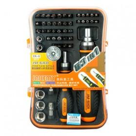 Jakemy 53 in 1 Household Ratchet Home Tool Kit - JM-6101 - 6