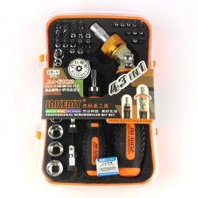 Jakemy 43 in 1 Air Conditioning Tool Kit - JM-6102 - 1