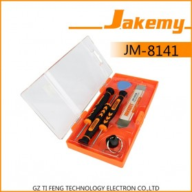 Jakemy Mobile Phones Repairing Tool Set - JM-8141