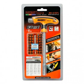 Jakemy 32 in 1 T-Handle Screwdriver Set - JM-6105