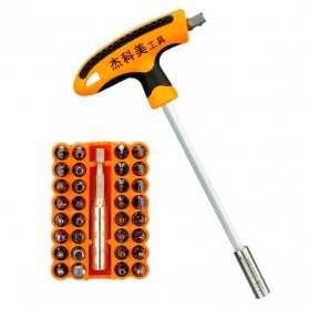 Jakemy 41 in 1 T-Handle Screwdriver Set - JM-6106