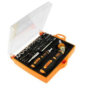 Jakemy 79 in 1 Ratchet Tools Screwdriver Set - JM-6108 - 1