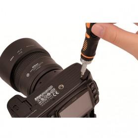 Jakemy 79 in 1 Ratchet Tools Screwdriver Set - JM-6108 - 6