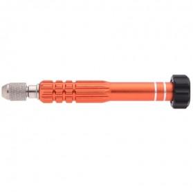 Jakemy 6 in 1 Screwdrivers Repair Tool Kit for Smartphone - JM-8140 - 6