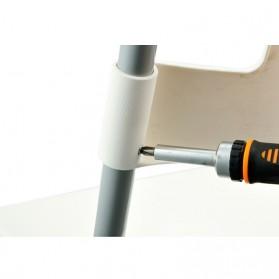 Jakemy 69 in 1 Professional Tool Screwdriver Set - JM-6112 - 7