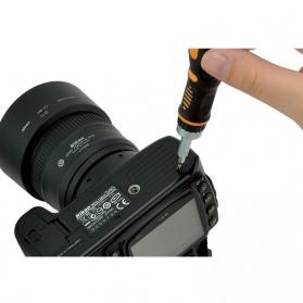 Jakemy 69 in 1 Professional Tool Screwdriver Set - JM-6112 - 8