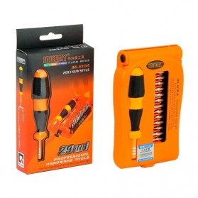 Jakemy 29 in 1 Gears Maintaining Tool Set - JM-8104 - 8