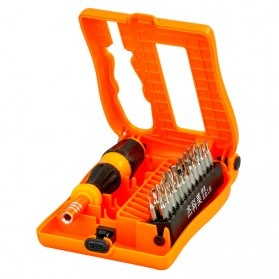 Jakemy 27 in 1 Gears Maintaining Tool Set - JM-8105