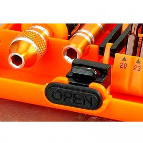 Jakemy 38 in 1 Mini Screwdriver Set - JM-8106 - 2