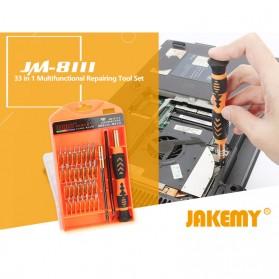 Jakemy 33 in 1 Computer Repair Screwdriver Set - JM-8111 - 2