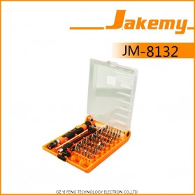 Jakemy 45 in 1 Professional Repair Tool Kit - JM-8132 - 1