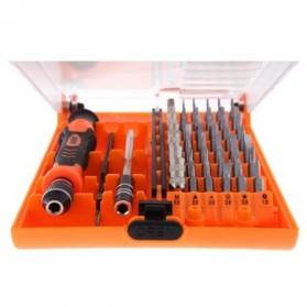 Jakemy 42 in 1 Interchangeable Magnetic Precision Screwdriver Set Repair Tools - JM-8128 - 3