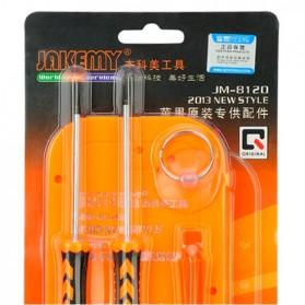 Jakemy 6 in 1 iPhone 5/5s/SE Tool Kit - JM-8120 - 2