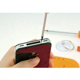 Jakemy 5 in 1 iPhone 4s Tool Kit Pentalobe & Philip Screwdriver - JM-8123 - 6