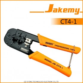 Laptop / Notebook - Jakemy Crimping Tool LAN Network Cable 6P / 8P - JM-CT4-1