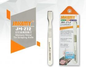 Jakemy Pisau Pengungkit Memory Metal Tin Scraping Knife - JM-Z12
