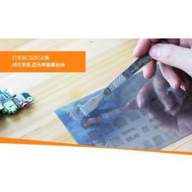 Jakemy Pisau Pengungkit Memory Metal Tin Scraping Knife - JM-Z12 - 3