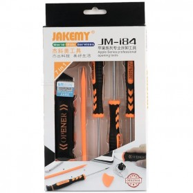 Jakemy 6 in 1 Professional Repair Tools Screwdriver Kit for Apple iPhone / iPad - JM-I84 - 6