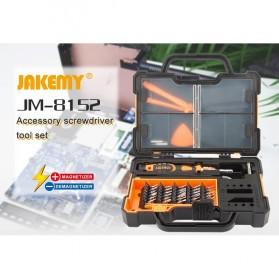Jakemy 44 in 1 Professional Hardware Screwdriver Tools - JM-8152 - 5