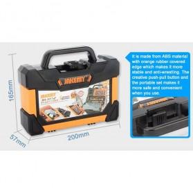 Jakemy 44 in 1 Professional Hardware Screwdriver Tools - JM-8152 - 8
