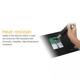 Jakemy ESD Heat Insulation Working Mat - JM-Z16 - 3
