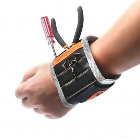 Jakemy Gelang Magnetic - JM-X5 - Black - 2