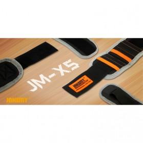 Jakemy Gelang Magnetic - JM-X5 - Black - 3