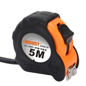 Jakemy Roll Meteran Magnet 5M - JM-R0405 - Orange