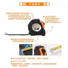 Jakemy Roll Meteran Magnet 5M - JM-R0405 - Orange - 3